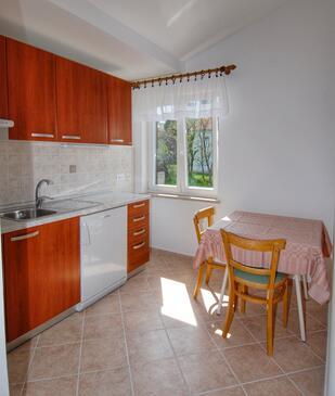 Nerezine, Кухня в размещении типа apartment, WiFi.