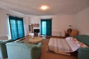 Suhi Potok, Obývací pokoj 1 v ubytování typu apartment, WiFi.