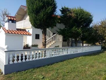 Sabunike, Zadar, Objekt 14574 - Ubytovanie s piesočnatou plážou.