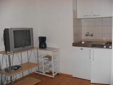 Ljubač, Кухня в размещении типа apartment, Домашние животные допускаются и WiFi.