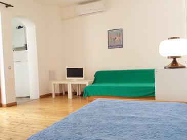 Prižba, Dnevni boravak u smještaju tipa apartment, WiFi.