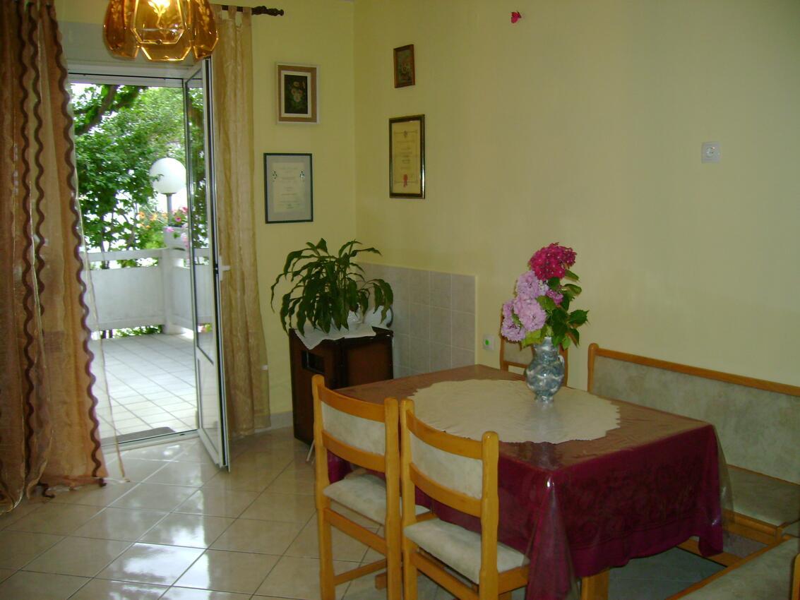 Ferienwohnung im Ort Palit (Rab), Kapazität 6 Ferienwohnung  Insel Rab