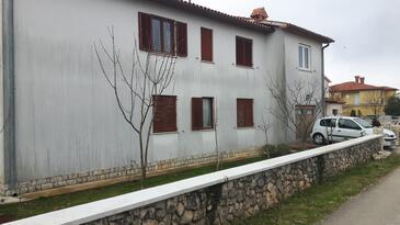 Kapelica, Labin, Alloggio 14621 - Appartamenti affitto con la spiaggia ghiaiosa.