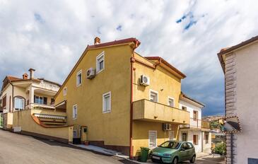 Crikvenica, Crikvenica, Объект 14631 - Апартаменты с галечным пляжем.