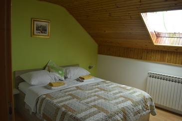 Selište Drežničko, Спальня в размещении типа room, dostupna klima i WIFI.