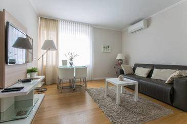 Zagreb One bedroom apartment with air-conditioning - A-14675-b ...
