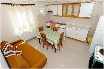Sukošan, Гостиная в размещении типа apartment, WiFi.