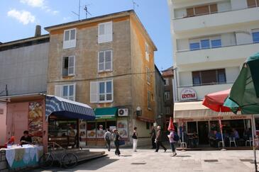 Zadar, Zadar, Объект 14683 - Апартаменты вблизи моря с галечным пляжем.