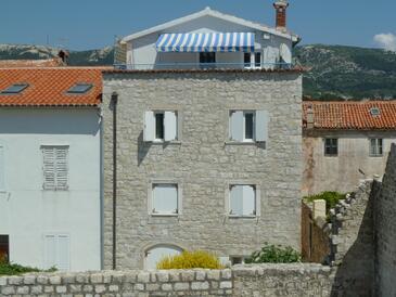 Rab, Rab, Объект 14697 - Апартаменты вблизи моря.