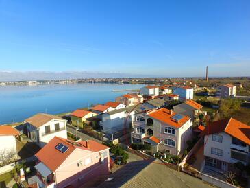 Nin, Zadar, Objekt 14705 - Apartmani blizu mora sa pješčanom plažom.