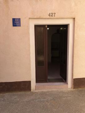 Susak, Lošinj, Объект 14713 - Апартаменты вблизи моря с песчаным пляжем.