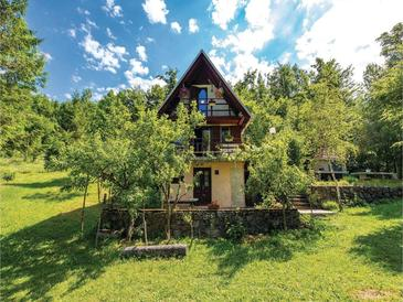Zlobin, Gorski kotar, Property 14727 - Vacation Rentals with sandy beach.
