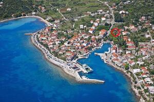 Apartmány u moře Sućuraj (Hvar) - 14736
