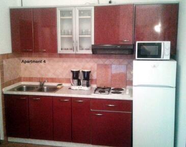 Lopar, Кухня в размещении типа apartment, WiFi.