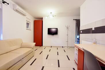 Sveti Filip i Jakov, Гостиная в размещении типа apartment, WiFi.