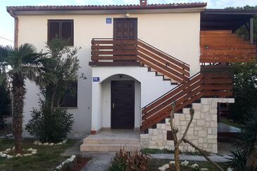 Privlaka, Zadar, Objekt 14833 - Ubytování s písčitou pláží.