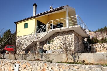 Vinišće, Trogir, Objekt 14858 - Ubytování s kamenitou pláží.