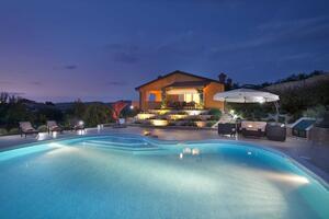 Villa de luxe avec la piscine Karojba (Sredisnja Istra) - 14872