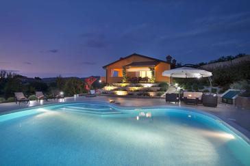 Karojba, Središnja Istra, Property 14872 - Vacation Rentals in Croatia.