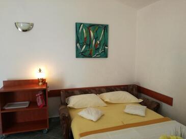 Baška Voda, Nappali szállásegység típusa apartment, légkondicionálás elérhető és WiFi .