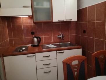 Baška Voda, Konyha szállásegység típusa apartment, WiFi .