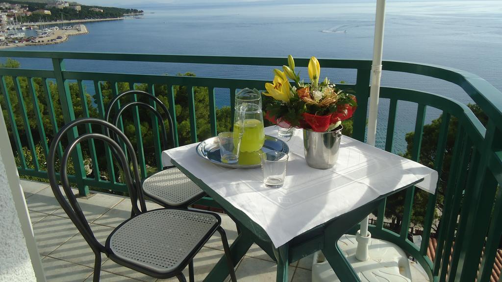 Ferienwohnung im Ort Ba?ka Voda (Makarska), Kapazi Ferienwohnung in Kroatien
