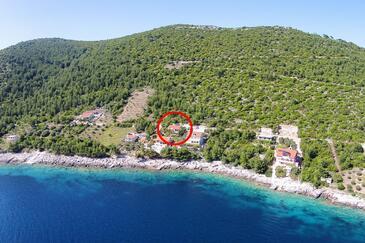 Karbuni, Korčula, Objekt 14889 - Ubytování v blízkosti moře.