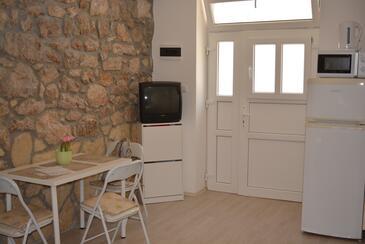 Vrbnik, Столовая в размещении типа apartment, Домашние животные допускаются и WiFi.