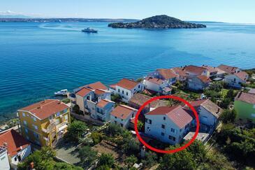 Preko, Ugljan, Objekt 14917 – Apartmaji v bližini morja.