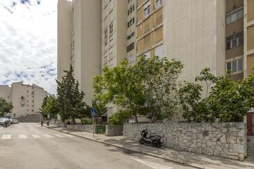 Split, Split, Объект 14921 - Апартаменты с галечным пляжем.
