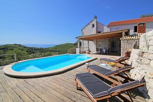 Family friendly house with a swimming pool Babino Polje (Mljet) - 14926