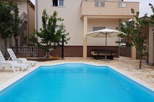 Apartmány s bazénom pre rodiny Zadar - 14933