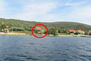 Дом для отдыха у моря Ривань - Rivanj (Угльян - Ugljan) - 14936
