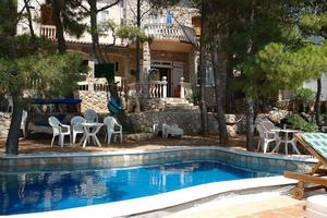 Apartments and rooms with a swimming pool Sveta Nedilja (Hvar) - 14967