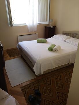Lastovo, Ložnice v ubytování typu room, WiFi.