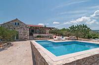 Family friendly house with a swimming pool Postira (Brač) - 15021