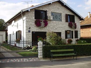 Kneževi Vinogradi, Baranja, Property 15024 - Rooms in Croatia.