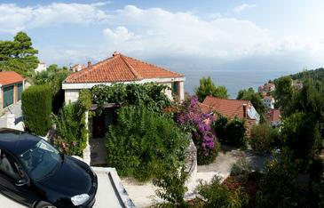 Postira, Brač, Property 15053 - Apartments near sea with pebble beach.