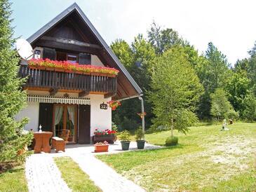 Crni Lug, Gorski kotar, Objekt 15058 - Ubytovanie v Chorvtsku.