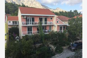 Apartmány s parkovištěm Orebić (Pelješac) - 15086