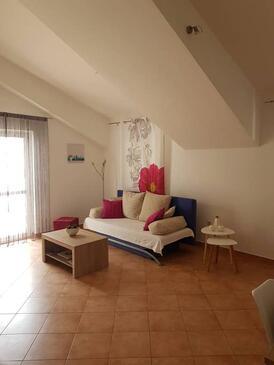 Račišće, Гостиная в размещении типа apartment, Домашние животные допускаются и WiFi.
