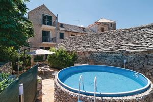 Family friendly house with a swimming pool Skrip, Brac - 15100