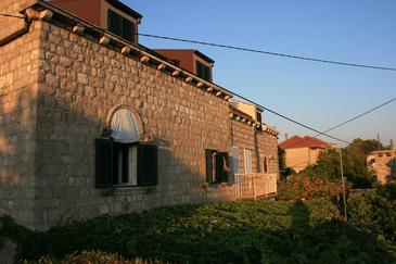 Koločep, Elafiti, Objekt 15109 - Ubytování s písčitou pláží.