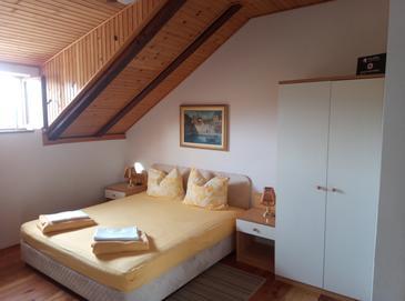 Koločep, Ložnice v ubytování typu room, WIFI.