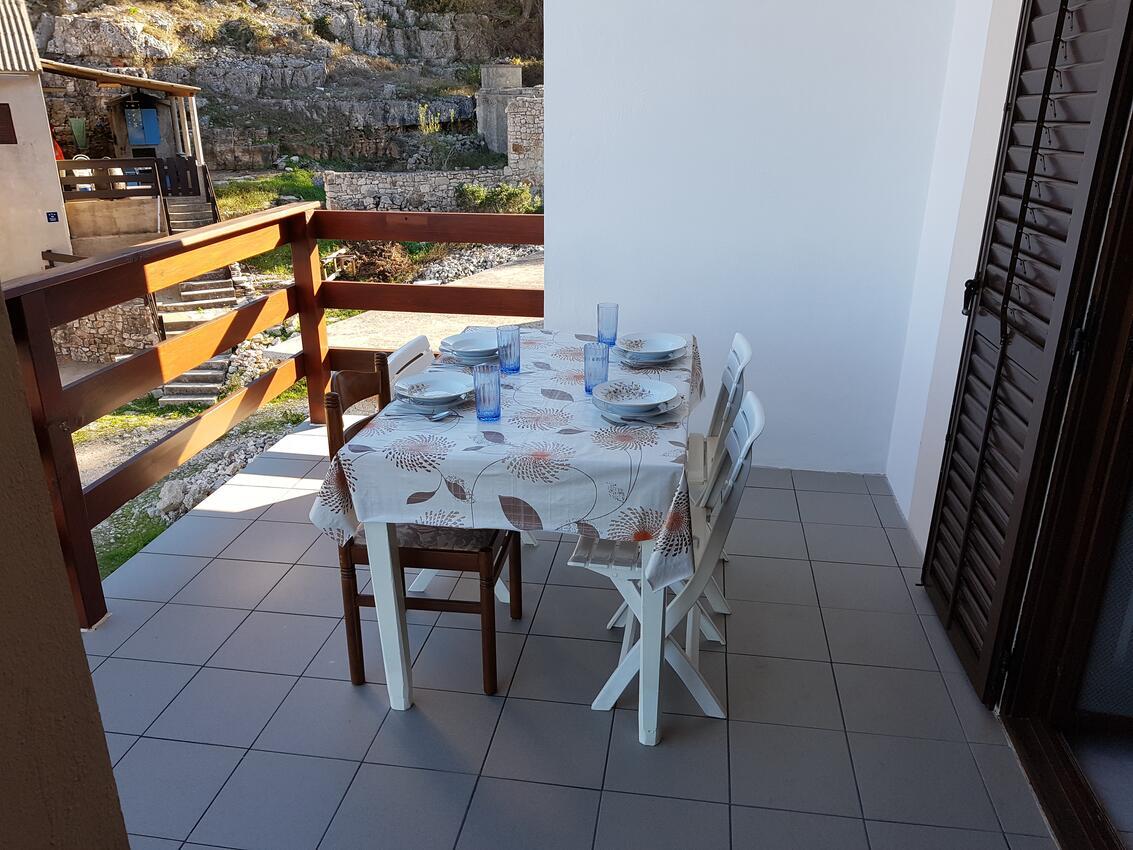 Appartement de vacances im Ort Koromaana (}irje), Kapazität 2+2 (2411707), Zirje, Île de Zirje, Dalmatie, Croatie, image 5
