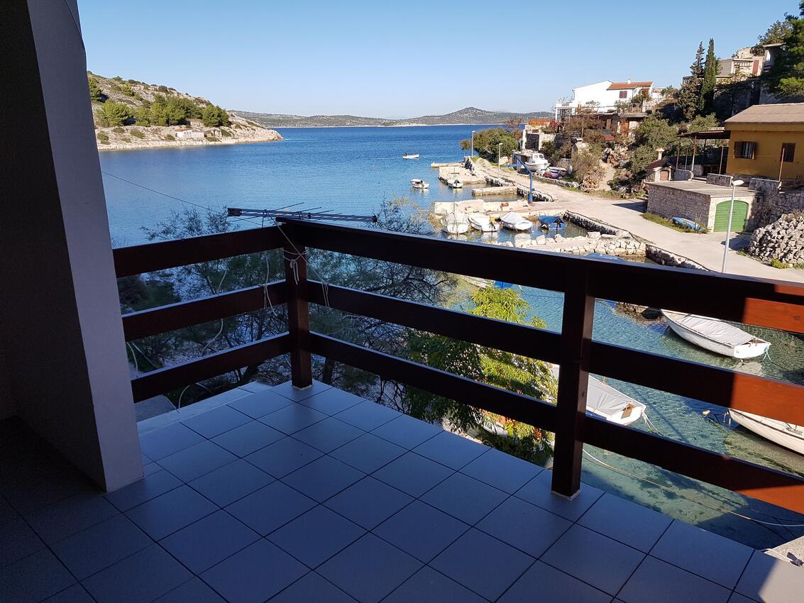 Appartement de vacances im Ort Koromaana (}irje), Kapazität 2+2 (2411707), Zirje, Île de Zirje, Dalmatie, Croatie, image 6