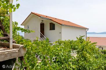 Pisak, Omiš, Объект 15177 - Апартаменты вблизи моря с галечным пляжем.