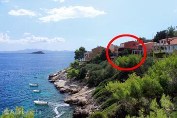 Prižba, Korčula, Alloggio 152 - Appartamenti affitto vicino al mare.