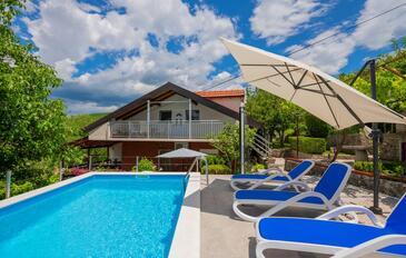 Grab, Zagora, Property 15208 - Vacation Rentals with pebble beach.