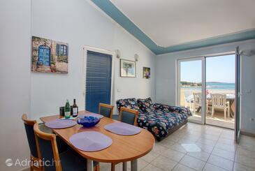Brodarica, Столовая в размещении типа apartment, WiFi.